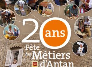 20 ans fête des métiers d'Antan