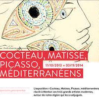 Exposition au musée Jean Cocteau de MENTON