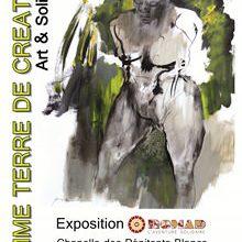 Exposition Femme, terre de création à Vence