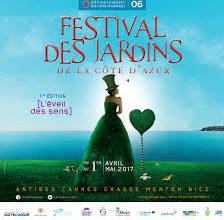 festival des jardins Côte d'Azur